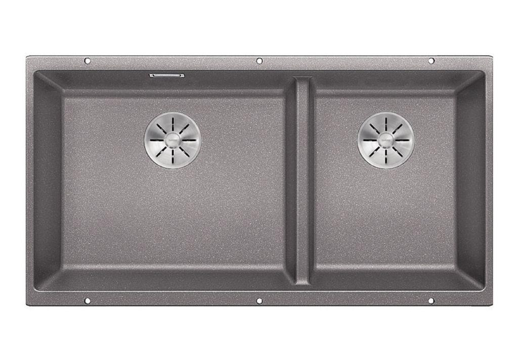 Bagaimana memilih wastafel dapur - BLANCO Pleon 6 Split